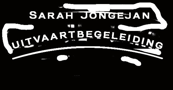 Sarah Jongejan - homepage